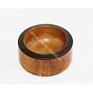 Drevená miska (starožitnost)